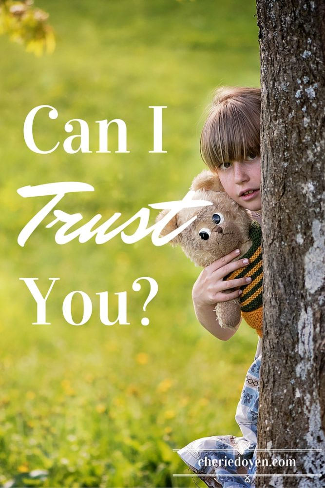 Can I Trust You Blog Post